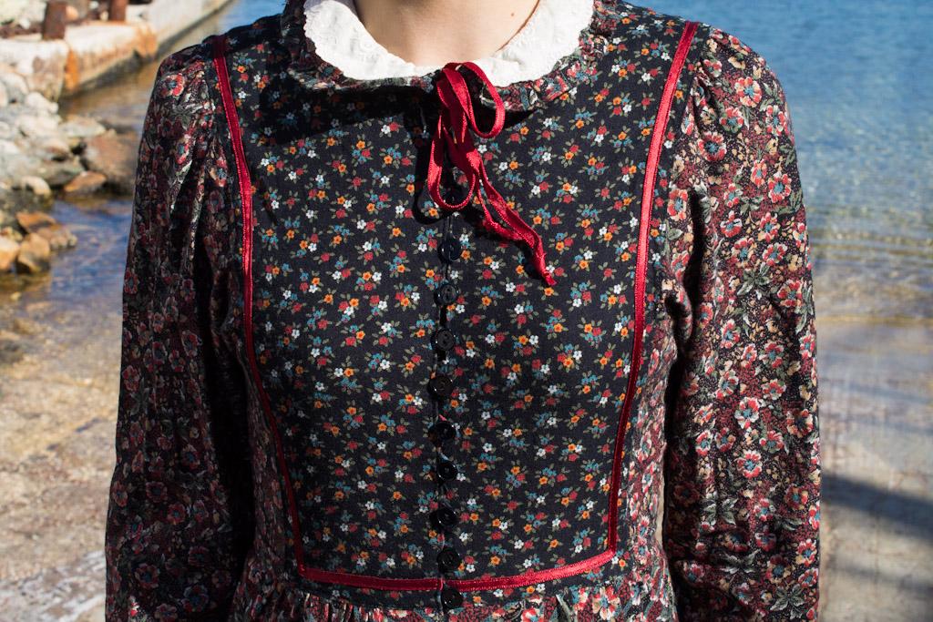 Vintage-little-flowers-lace-collar-30