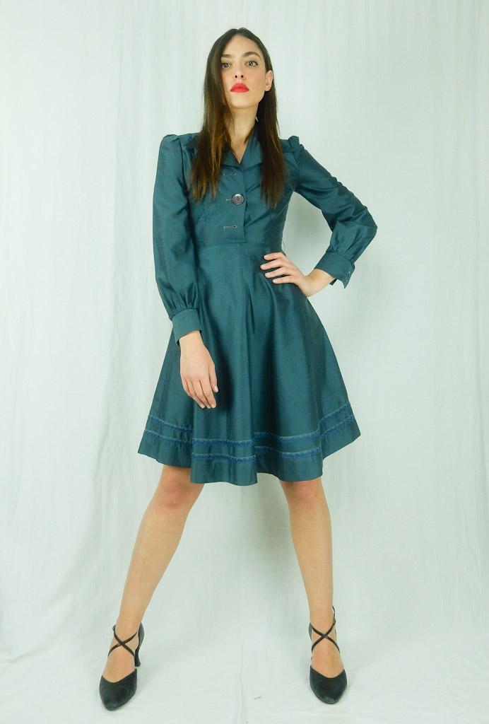 petrol-short-vintage-dress-9