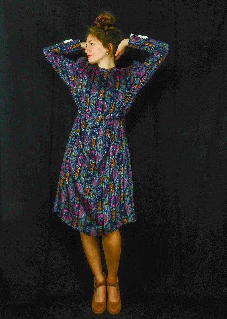 vintage-purple-pleated-fabric-5