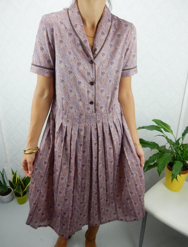 purple-pleated-romantic-dress