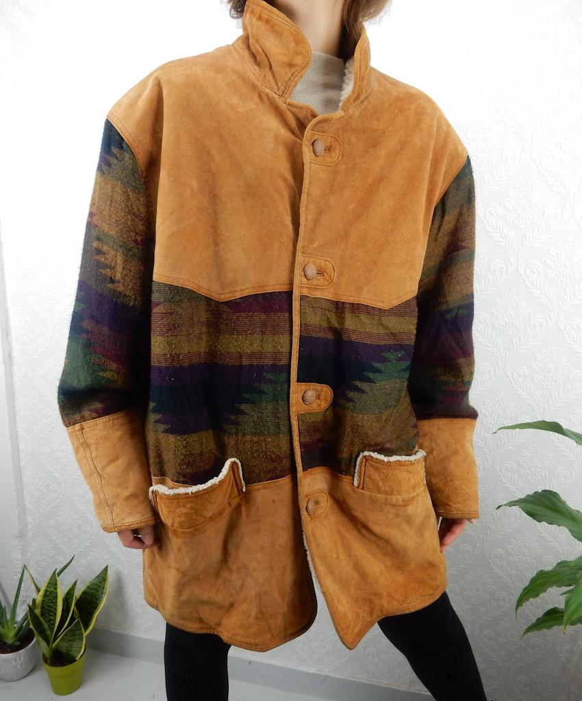 aztec-sheepskin-jacket-mens-xl-8