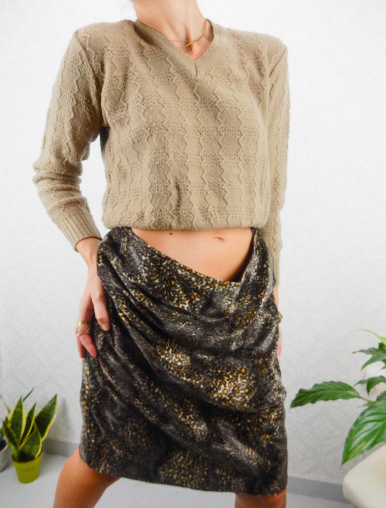 leopard-animal-print-vintage-skirt-1
