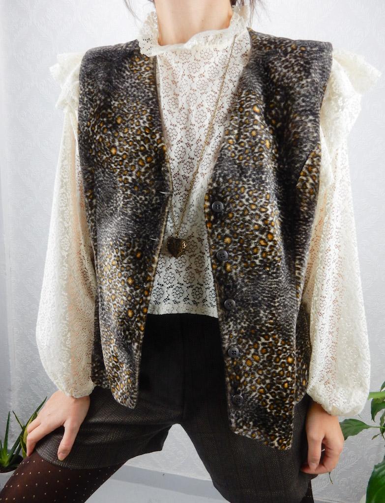 vintage-animal-print-velvet-vest-3