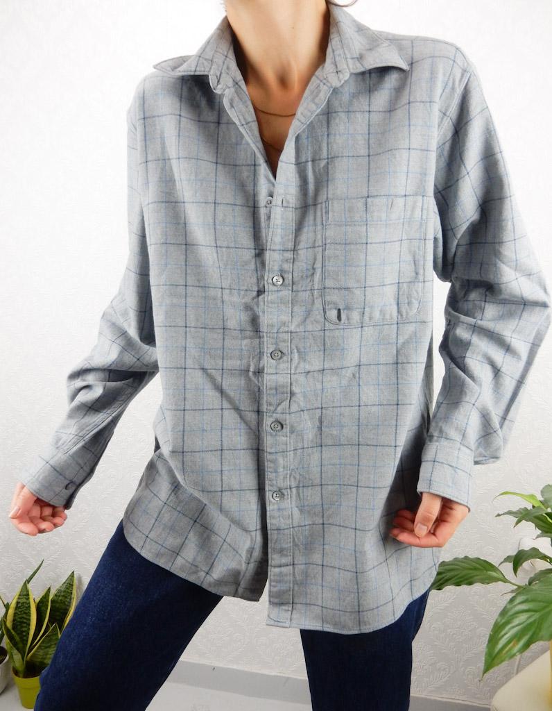 vintage-mens-Gap-plaid-shirt-2