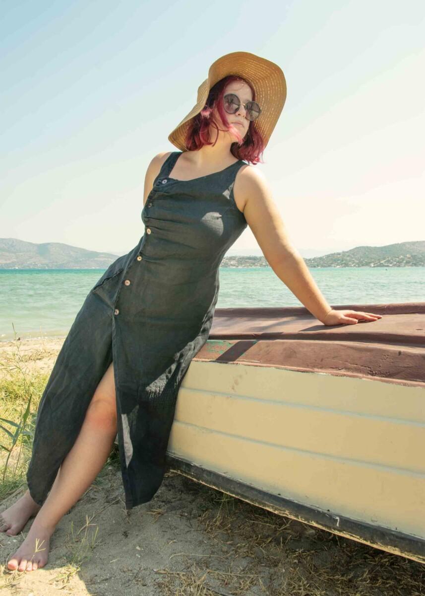 black-linen-vintage-dress-3