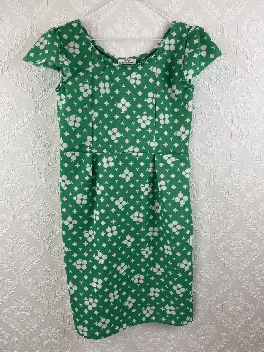green-floral-mini-dress-1