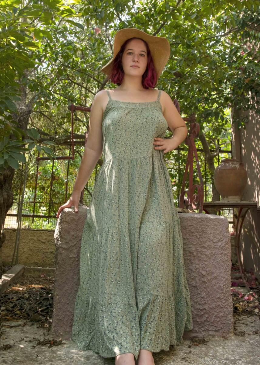 green-floral-oversized-summer-dress-1